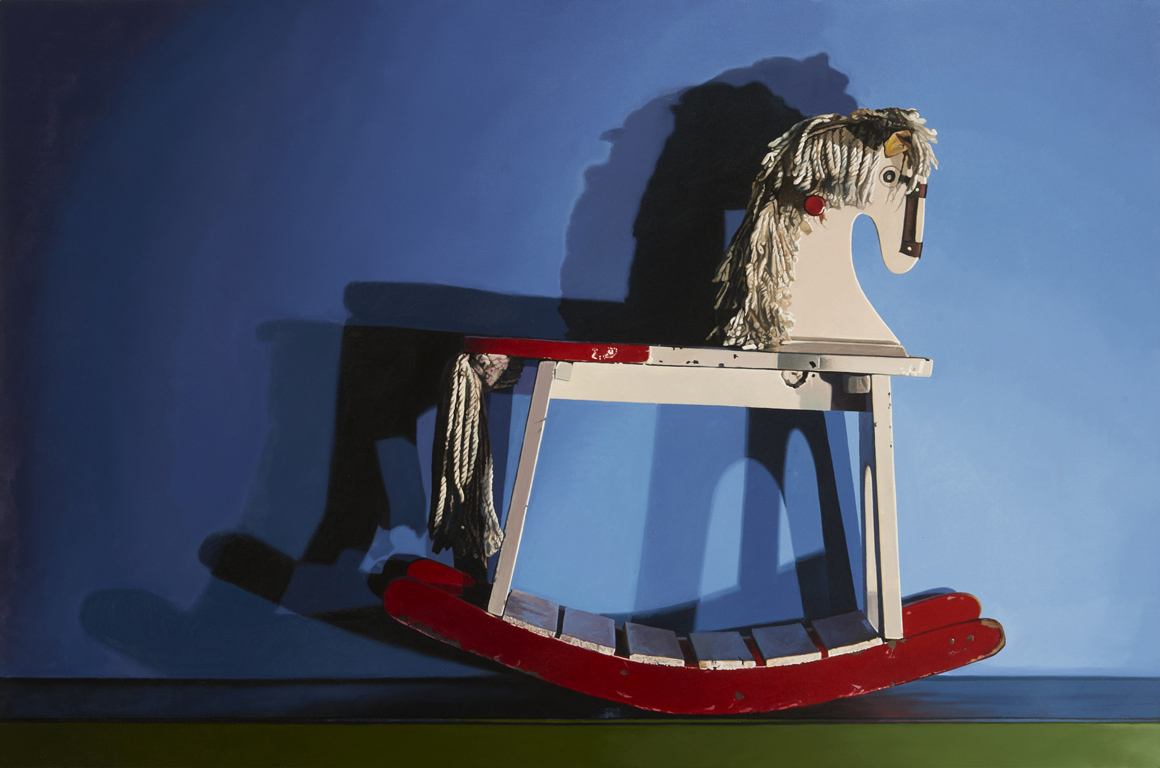 Michael Beck Rocking Horse